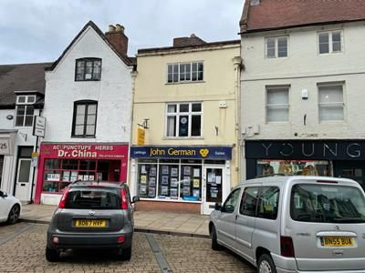 Thumbnail Retail premises for sale in 29 Bore Street, Lichfield, Staffs.