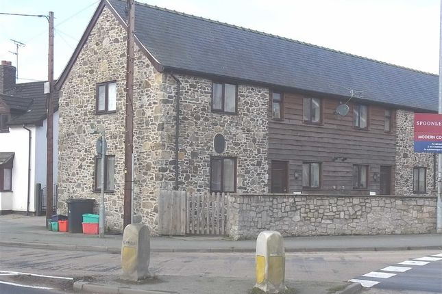 Thumbnail Cottage to rent in 1, Spoonley Barns, Llansantffraid