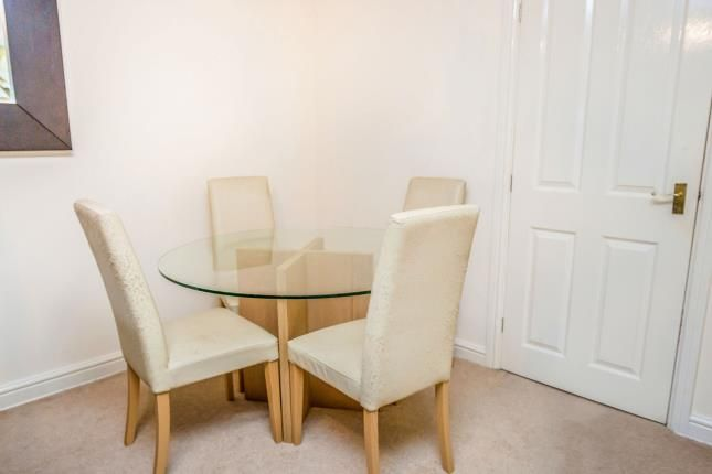 Dining Room Of Cliff Villa Court Wakefield City Centre West Yorkshire WF1