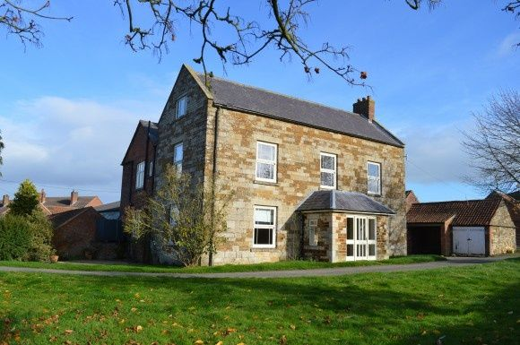Thumbnail Detached house to rent in The Nook, Croxton Kerrial, Grantham
