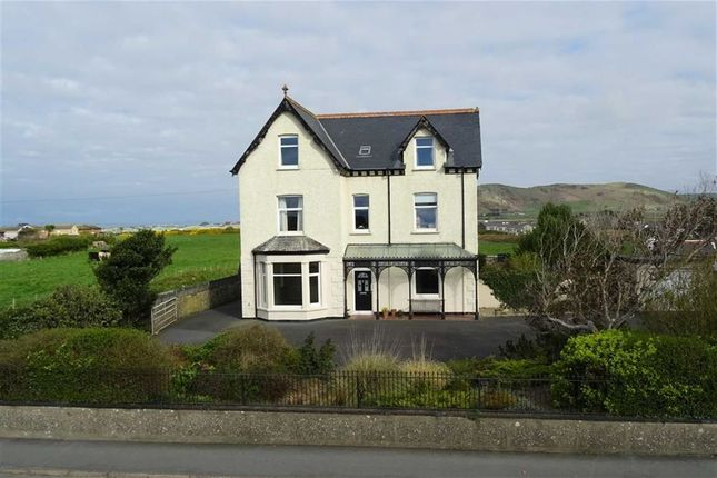 Thumbnail Detached house for sale in Sandcroft, Pier Road, Pier Road, Tywyn, Gwynedd