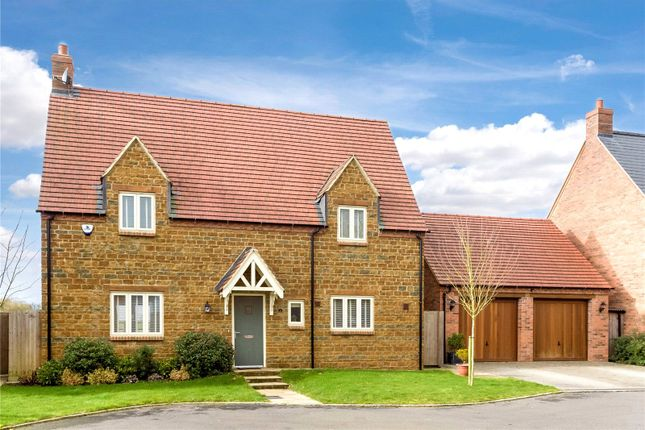 Thumbnail Detached house for sale in Quarry Close, Eydon, Daventry, Northamptonshire