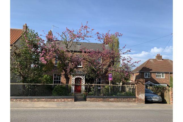 Thumbnail Detached house for sale in Wellington House 83 Main Road, Washingborough