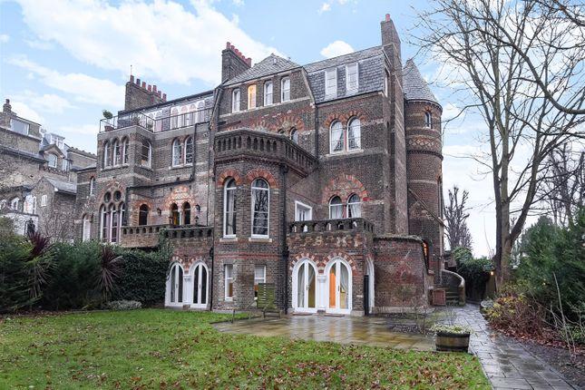 Thumbnail Property to rent in Lyndhurst Terrace, Hampstead, London