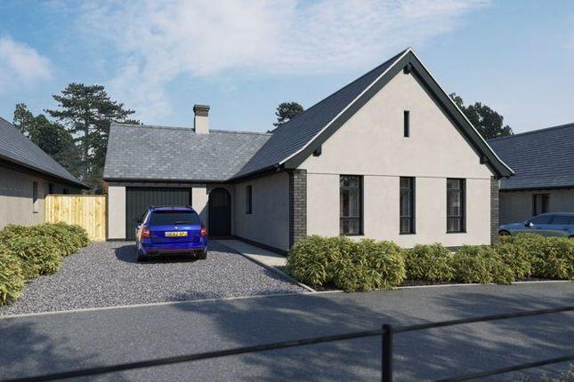 Thumbnail Detached bungalow for sale in Plot 8 Cottage Gardens, Wellington, Telford