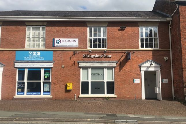 Thumbnail Office to let in Salop Road, Oswestry