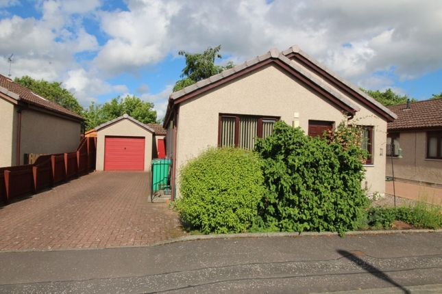 Thumbnail Bungalow for sale in Crawford Place, Ladybank, Cupar