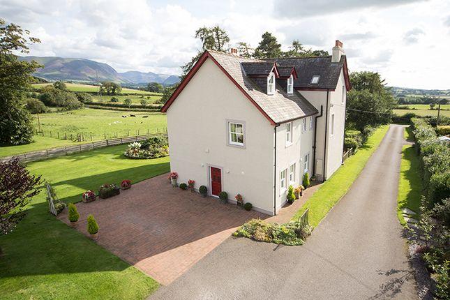 Thumbnail Farmhouse for sale in Byresteads Farmhouse, Near Lorton, Cockermouth, Cumbria