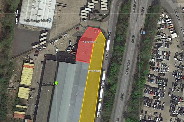 Thumbnail Industrial to let in Suez Road, Enfield