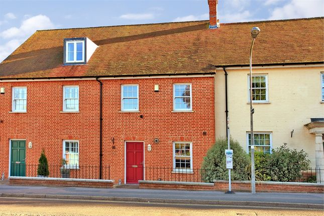 Thumbnail Terraced house to rent in Hankins Court, Jacklyns Lane, Alresford, Hampshire