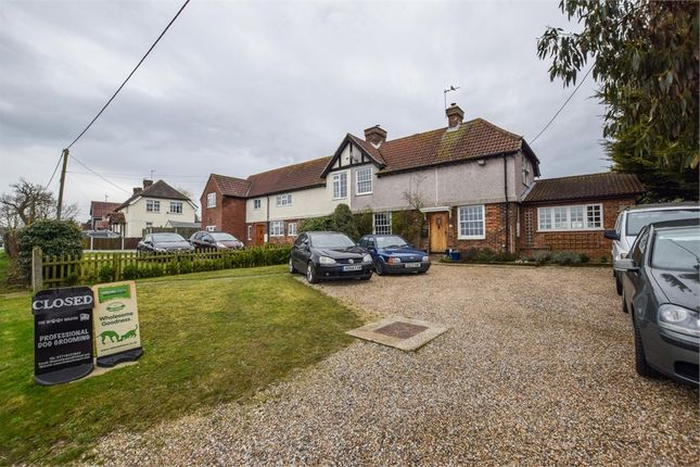 Thumbnail Semi-detached house for sale in Birch Street, Birch, Colchester, Essex
