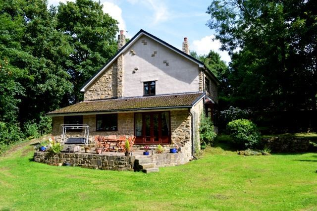 Thumbnail Detached house for sale in Manor Road, Wales, Sheffield