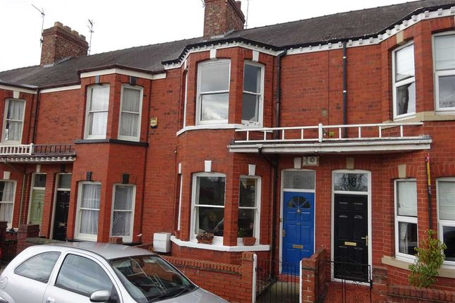 Thumbnail Terraced house for sale in Knavesmire Crescent, Southbank, York