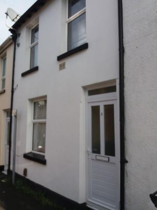 Thumbnail Terraced house to rent in School Road, Newton Abbot