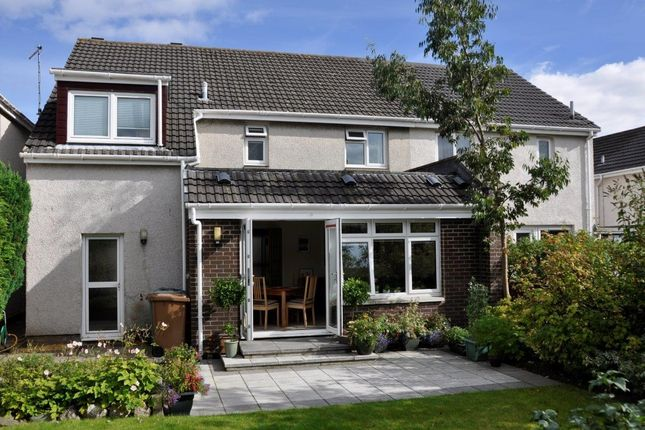 Thumbnail Semi-detached house for sale in Echline Gardens, South Queensferry