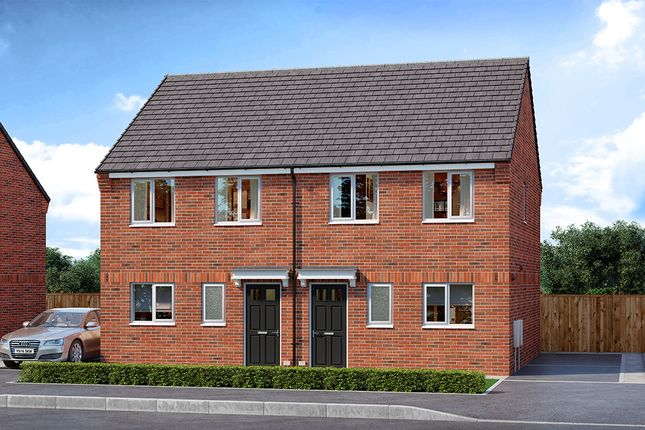 """Property for sale in """"The Kendal"""" at Wykebeck Mount, Leeds"""