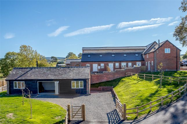 Thumbnail Barn conversion for sale in Plot 5, Upper Pen Y Gelli Farm, Kerry, Powys