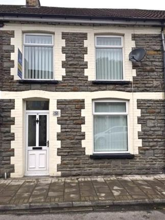 Thumbnail Terraced house for sale in East Street, Trallwn, Pontypridd
