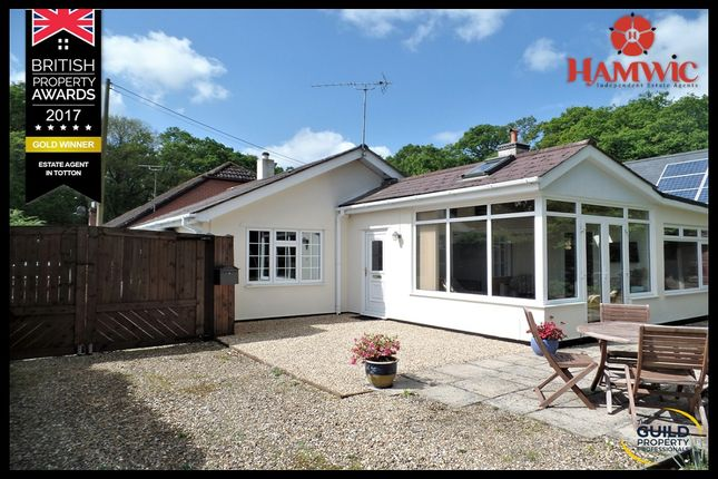 Thumbnail Detached bungalow for sale in Ringwood Road, Southampton