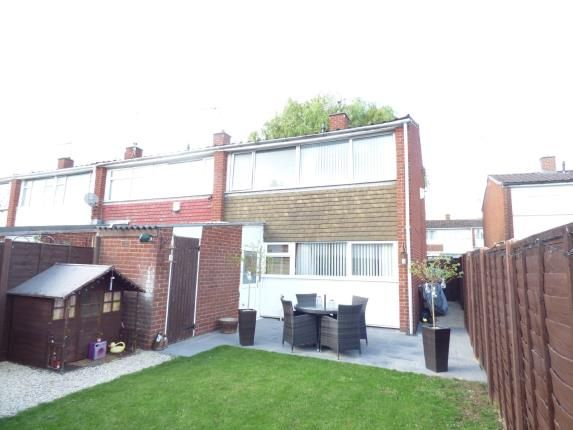 Thumbnail End terrace house for sale in Russet Close, Tuffley, Gloucester, Gloucestershire