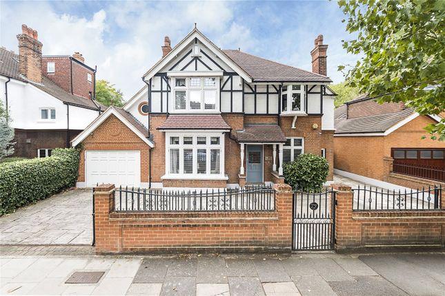 Thumbnail Detached house for sale in Cole Park Road, Twickenham