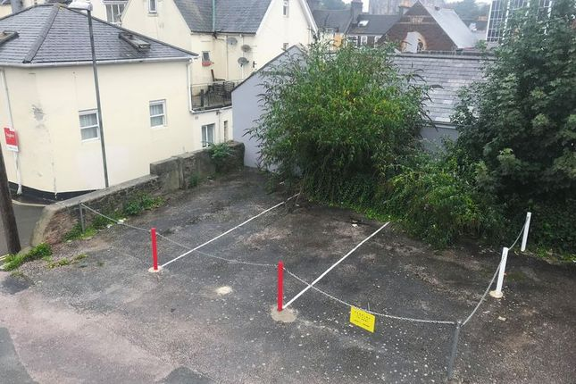 Parking/garage for sale in Tor Hill Road, Torquay