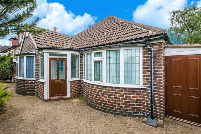Thumbnail Bungalow for sale in 10, Sandygate Park Road, Sandygate