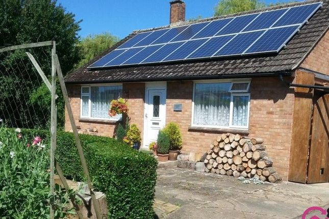 Thumbnail Detached bungalow for sale in Northway Lane, Northway, Tewkesbury