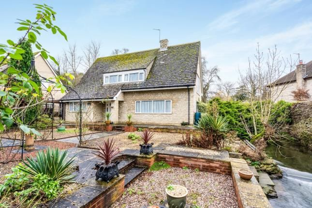 Thumbnail Detached house for sale in Chesterton, Bicester, Oxfordshire