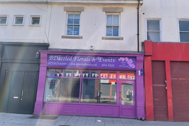 Thumbnail Retail premises for sale in 19 Waterloo Place, Sunderland