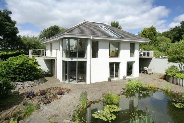 Thumbnail Detached house for sale in Northlew, Okehampton, Devon