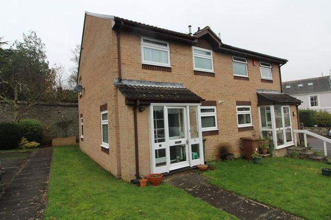 1 bed end terrace house for sale in Hartley Court, Mannamead, Plymouth PL3