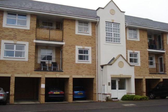 Thumbnail Flat to rent in International Way, Sunbury-On-Thames
