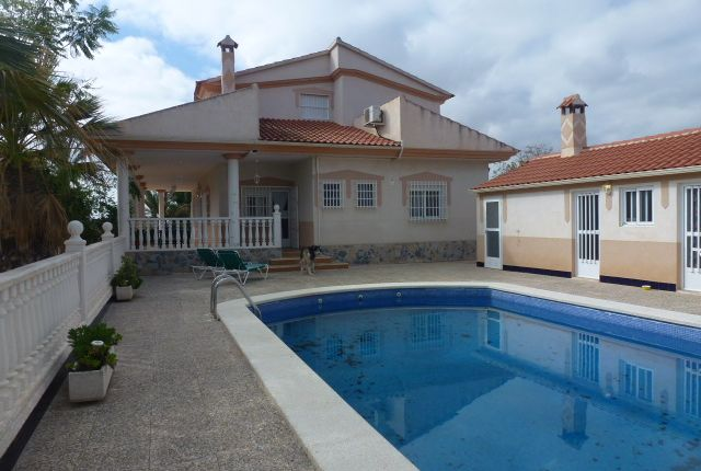 Thumbnail Villa for sale in Fortuna, Murcia, Spain