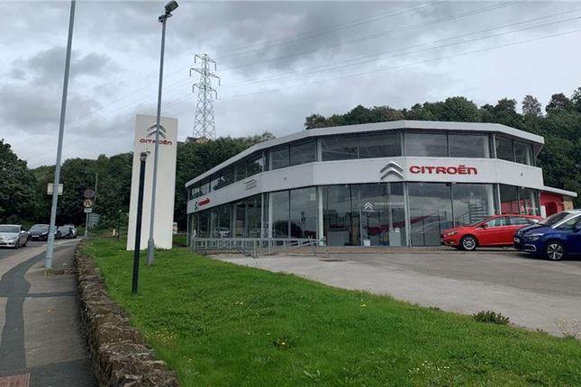 Thumbnail Commercial property to let in Former Citroen Dealership, 6 Kings Road, Bradford