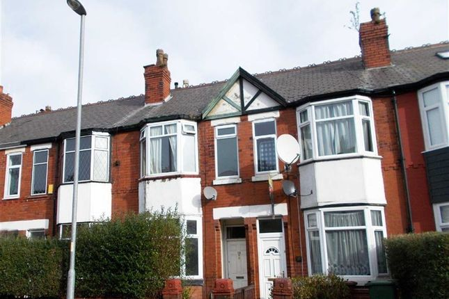 Thumbnail Terraced house for sale in Dorset Road, Levenshulme, Manchester