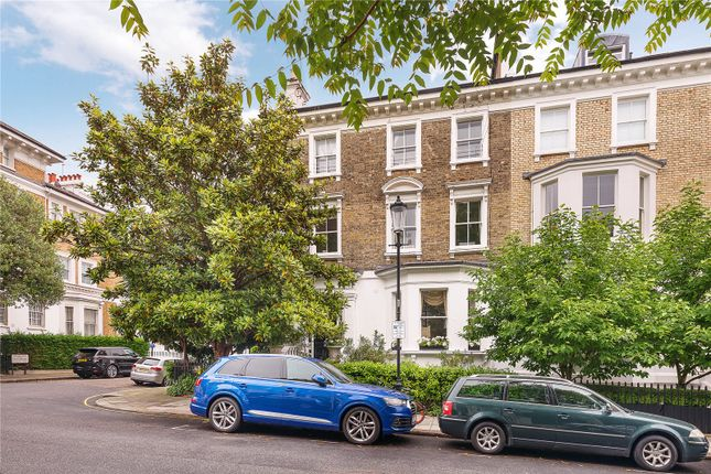 Thumbnail Semi-detached house for sale in Phillimore Gardens, Kensington, London