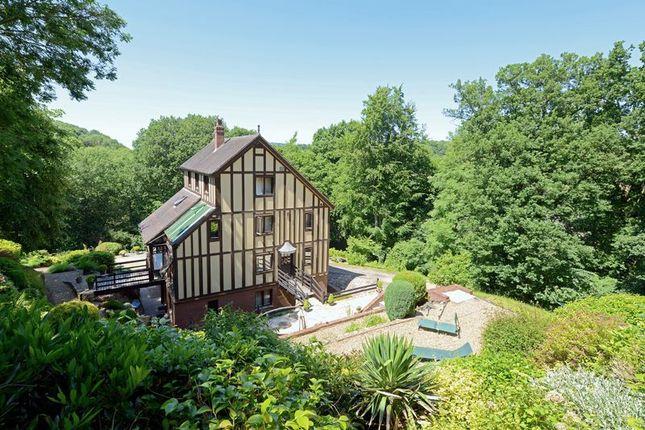 Thumbnail Detached house for sale in Bridge Bank, Ironbridge, Telford, Shropshire.