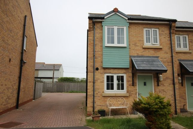 Thumbnail Semi-detached house for sale in St. Ebbas Way, Beadnell, Chathill