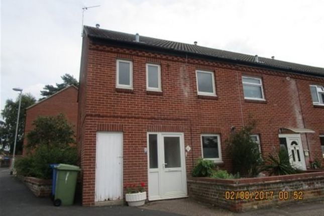 Thumbnail Property to rent in Donchurch Close, Norwich