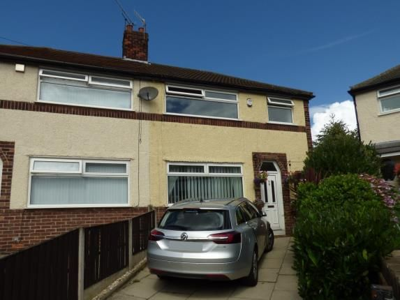 Front of Henley Avenue, Litherland, Liverpool, Merseyside L21