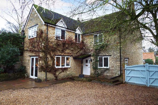 Thumbnail Detached house for sale in Gold Street, Podington, Northamptonshire