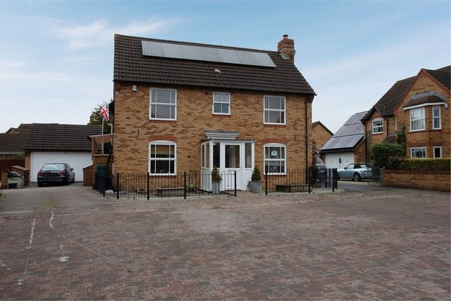 Thumbnail Detached house for sale in Waterleaze, Taunton, Somerset