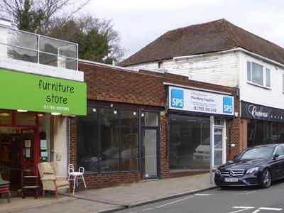 Thumbnail Retail premises for sale in West Street, Sittingbourne, Kent