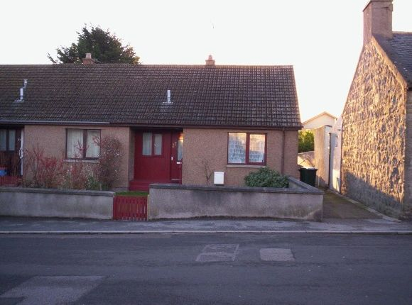 Thumbnail Semi-detached bungalow to rent in Church Street, Moray, Lossiemouth