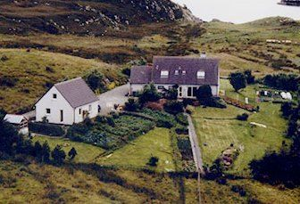 Thumbnail Detached house for sale in 18 Keose Glebe, Lochs, Isle Of Lewis