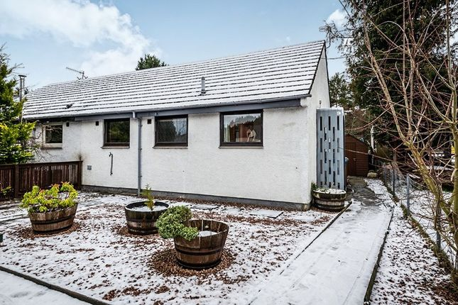 Thumbnail Bungalow for sale in School Place, Dulnain Bridge, Grantown-On-Spey