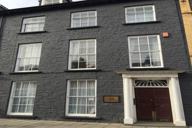 Thumbnail Room to rent in Flat 3, 26 North Parade, Aberystwyth, Ceredigion