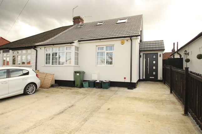 Thumbnail 3 bed bungalow for sale in Northfield Avenue, Orpington