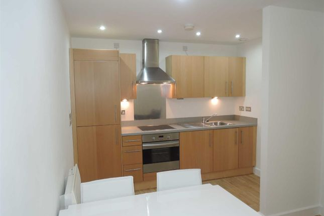 Thumbnail Flat to rent in Smiths Flour Mill, Wolverhampton Street, Walsall